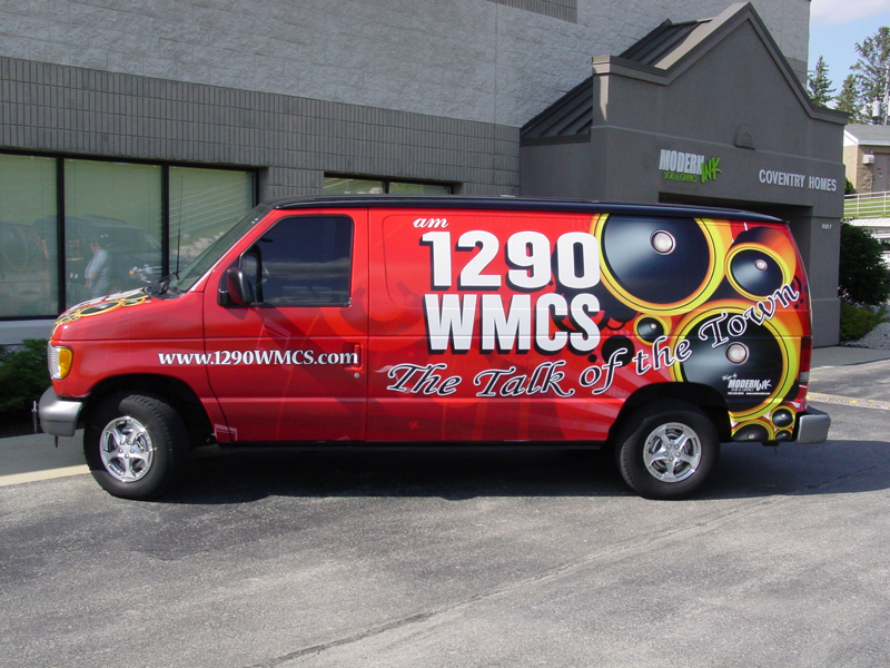 Modern Ink Signs Amp Graphics Vehicle Wrap Shop Waukesha